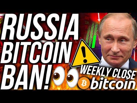 bitcoin-weekly-close-price-crash?!?-russia-bitcoin-ban!!!-eth-&-xrp-bullish!-crypto-news