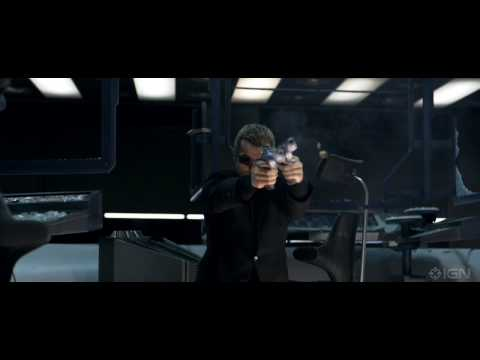 Resident Evil 4: Afterlife - first movie trailer (HD)