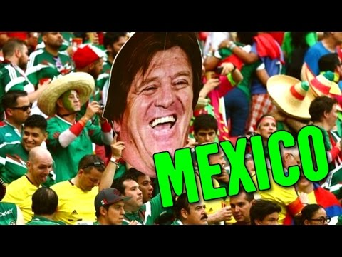 Why are Mexicans SO HAPPY? | MEXICO CITY