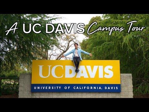 A UC Davis Campus Tour