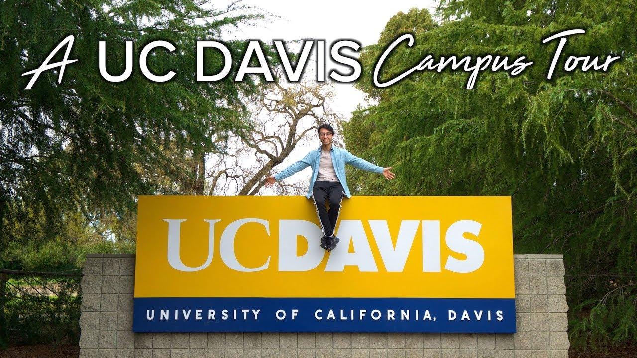A UC Davis Campus Tour - YouTube Uc Davis Campus Tour