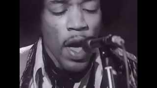The Jimi Hendrix Experience - Purple Haze Live Stochkolm , Sweden 1967