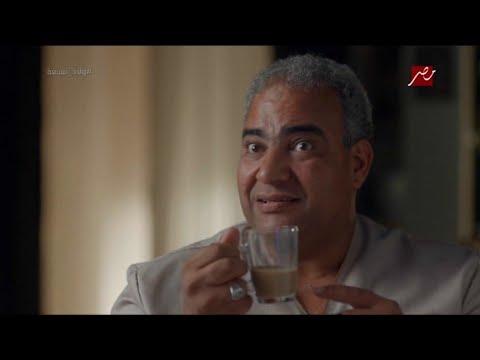 موقف كوميدي بين عامر وزوجته في #ولاد_تسعة ..