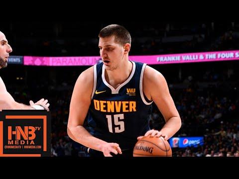 LA Clippers vs Denver Nuggets Full Game Highlights   01/10/2019 NBA Season