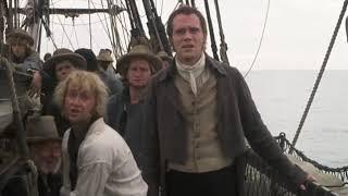 Подстрелили доктора ... отрывок из фильма (Хозяин Морей: На Краю Земли)2003