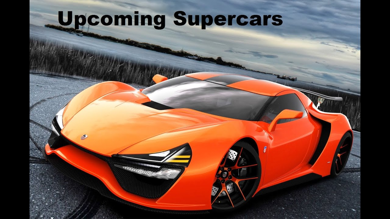 Top 5 Coming Supercars Bugatti Chiron Trion Nemesis Bmw