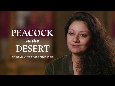"a-royal-perspective-on-""peacock-in-the-desert:""-princess-shivranjani-rajye"