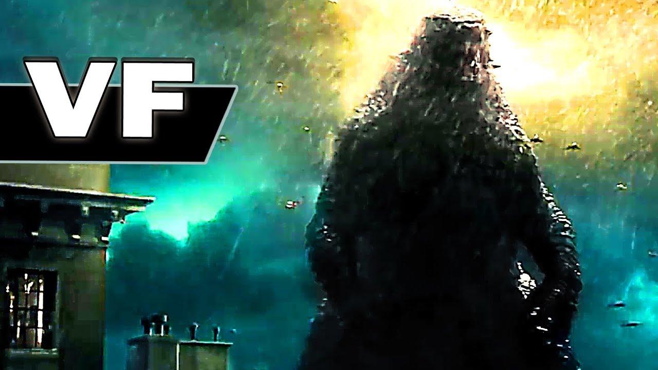 Film GODZILLA 2 Bande Annonce VF (2019)