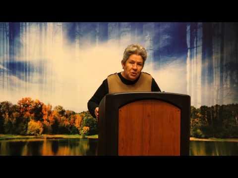 CPF Wangari Maathai Award 2014 - Martha Isabel 'Pati' Ruiz Corzo