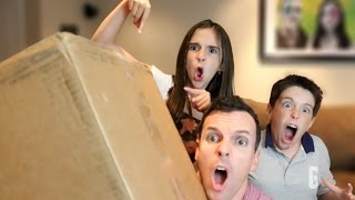 WHAT'S IN THE BOX? + Toy Giveaway!