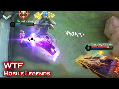 WTF Funny Moments Episode #999 | Mobile Legends WTF