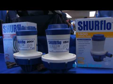 Shurflo Livewell Pumps