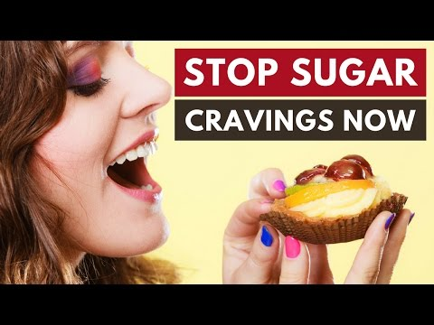 6 Tips to Stop Cravings for Sugar and Unhealthy Foods