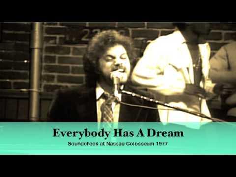 Everybody has a dream by billy joel lyrics