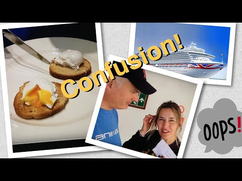 P&O Ventura | first time tendering what we didn't know| Saffron fine dining breakfast