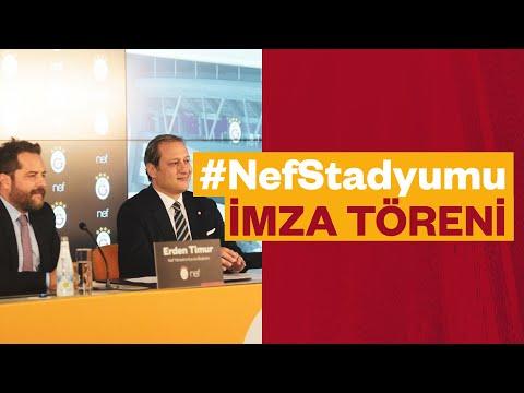 🔴 Galatasaray & NEF iş birliği anlaşması imza töreni