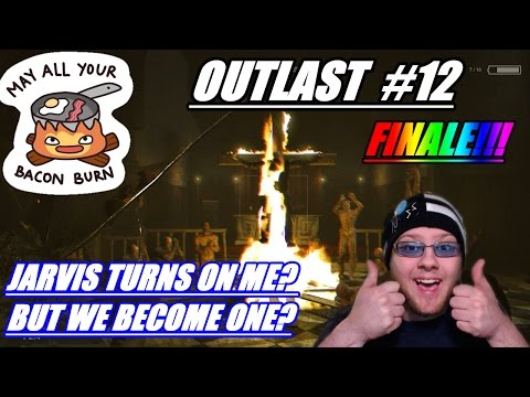 JARVIS TURNS ON ME BUT WE BECOME ONE? | Outlast #12 Finale