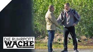 Übergabe auf Fabrikgelände: Undercover Einsatz geht schief | Die Ruhrpottwache | SAT.1 TV
