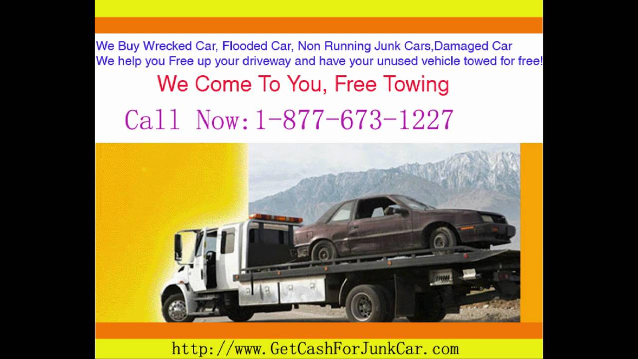 Cash For Junk Car Orange County CA, Junk Cars Removal Fullerton ...