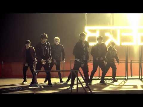 Block B - NalinA mirrored Dance MV