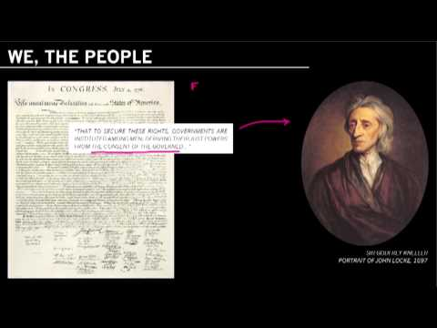 """Founding Documents: The Constitution and """"We, the People of the United States"""""""