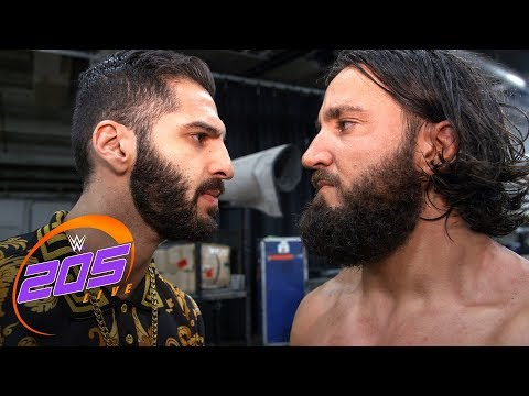 Ariya Daivari comes face to face with Tony Nese: 205 Live Exclusive, April 30, 2019