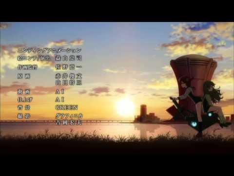 Vividred Operation Akane y Himawari Ending