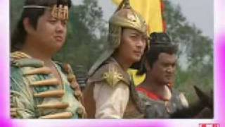 Legend of the Sui Tang Heroes隋唐英雄传-秦叔宝MV .flv