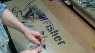 Очумелые ручки. Чем заменить дорогие бритвенные кассеты(Мой блог на тему Мастерской: http://alffisher.blogspot.com. Самодельные бритвенные кассеты или как сделать бритье в 20..., 2015-05-04T19:19:31.000Z)