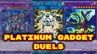Yugioh - Platinum Gadget Duels (Deck Download in Description)