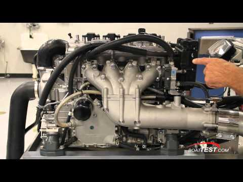 Yamaha 1.8L Super High Output Engine Review 2013- By BoatTest.com