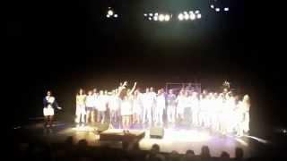 The world greatest ( R Kelly) reprise par Ride on Gospel Tours
