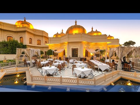 Top 5 Best Hotels in India