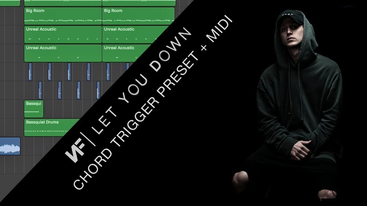 NF - Let You Down (MIDI + Remake)