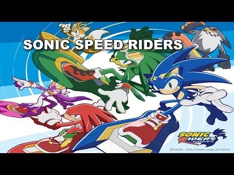 [SONIC KARAOKE ~INSTRUMENTAL~] Sonic Riders - Sonic speed riders (Runblebee) [WATCH IN HD]