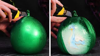 STUNNING SCIENCE EXPERIMENTS TO TRY AT HOME  Easy Magic Tricks by 5-Minute DECOR!