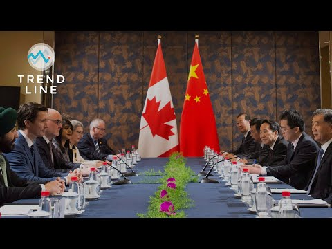 Canada still 'has options' to deal with an increasingly aggressive China: Kergin | TREND LINE