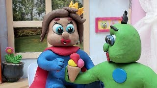 Green Baby Pretend Play King