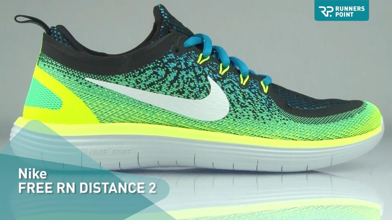 Nike FREE RN DISTANCE 2 - YouTube