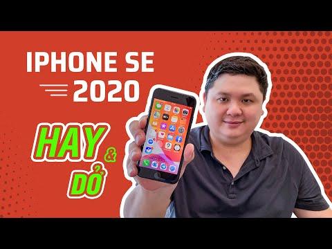 Đánh giá nhanh iPhone SE 2020 sau 5 ngày sử dụng