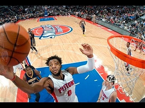 Andre Drummond's 29 Rebound Night
