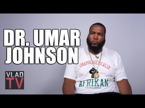 Dr. Umar Johnson on Prince, Michael Jackson & 2Pac's Deaths Being Set Up