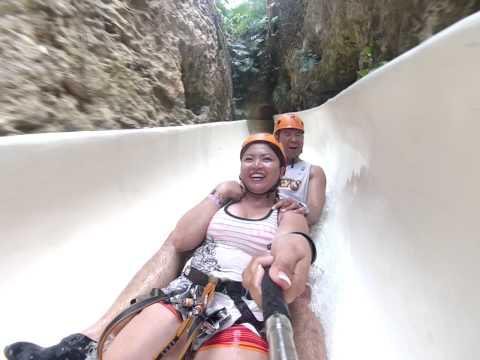 Cancun - XpLor Water Slide: