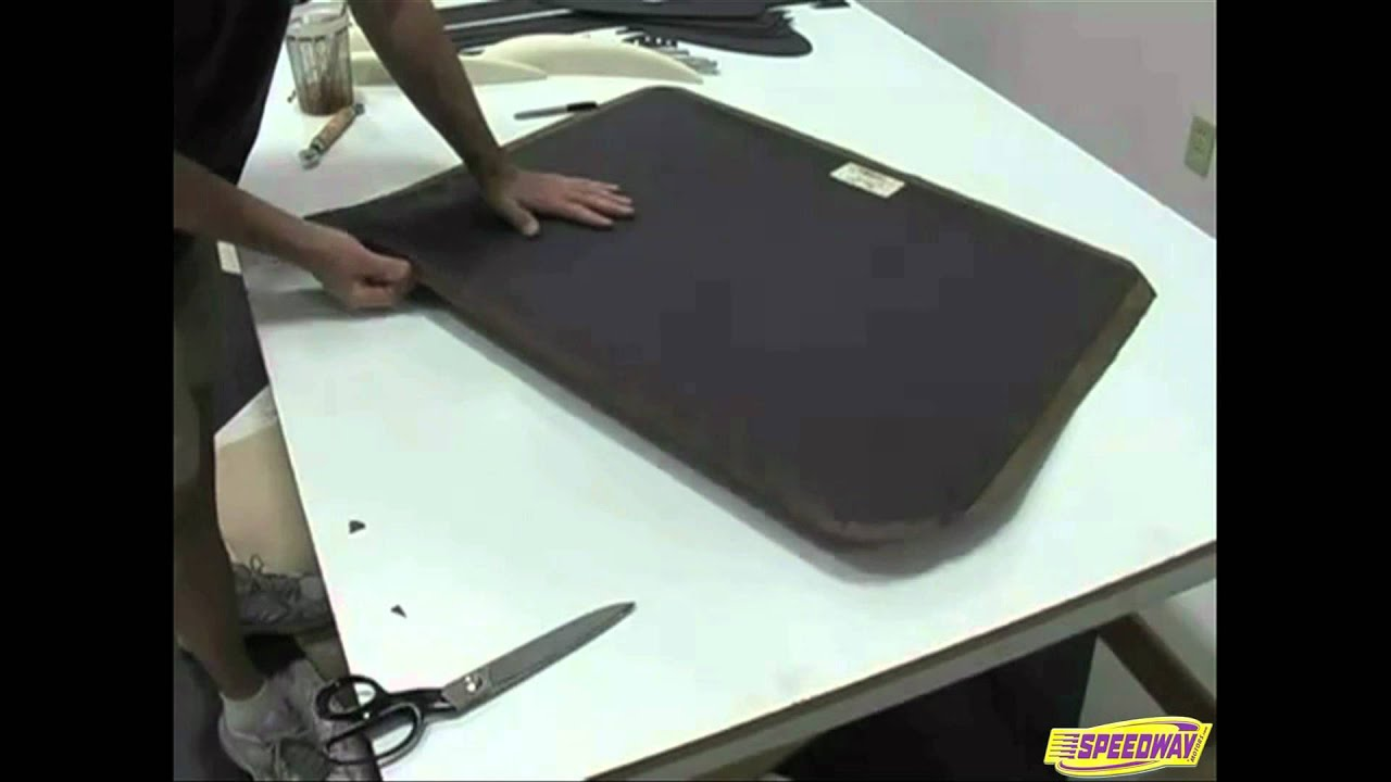 Hagan Street Rods Modular Door Panel System Part 2 - YouTube
