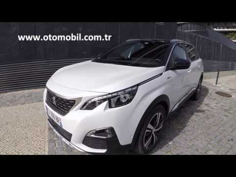 Yeni 2017 Peugeot 5008 SUV Test