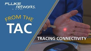 Tracing Connectivity on Long Fiber Runs with the FindFiber™ by Fluke Networks