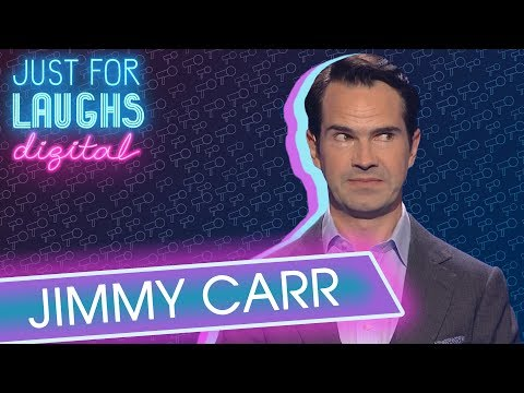 Jimmy Carr - The First Kiss