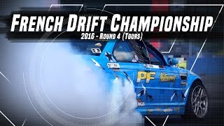 French Drift Championship 2016 - Round 4 (Tours)