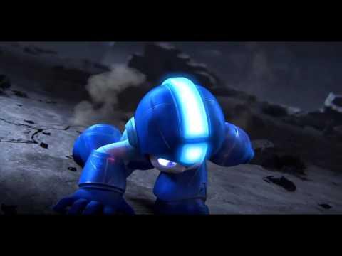 Mega Man SSB4 Trailer w/ Mega Man Cartoon Theme!