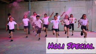 Holi Special | Ja Re Hat Natkhat | Bajaa Bajaa Dhol Bajaa | Dance | Choreography | ABCDDanceFactory